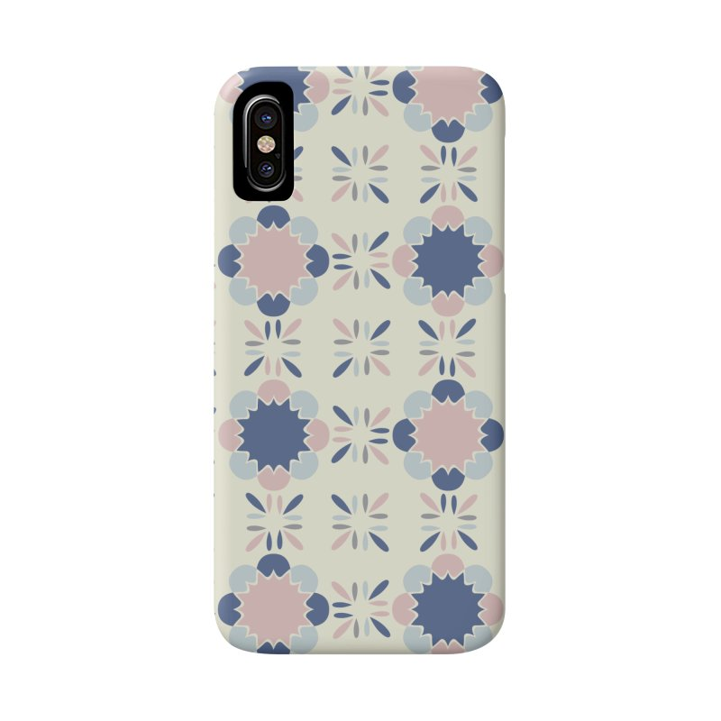 Pastel Tile Accessories Phone Case by Caligráfica