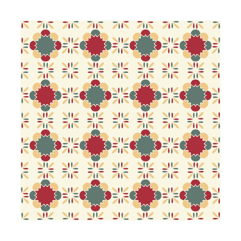 Póvoa Tile Home Fine Art Print by Caligráfica