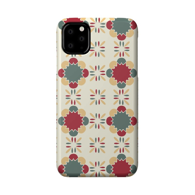 Póvoa Tile Accessories Phone Case by Caligráfica