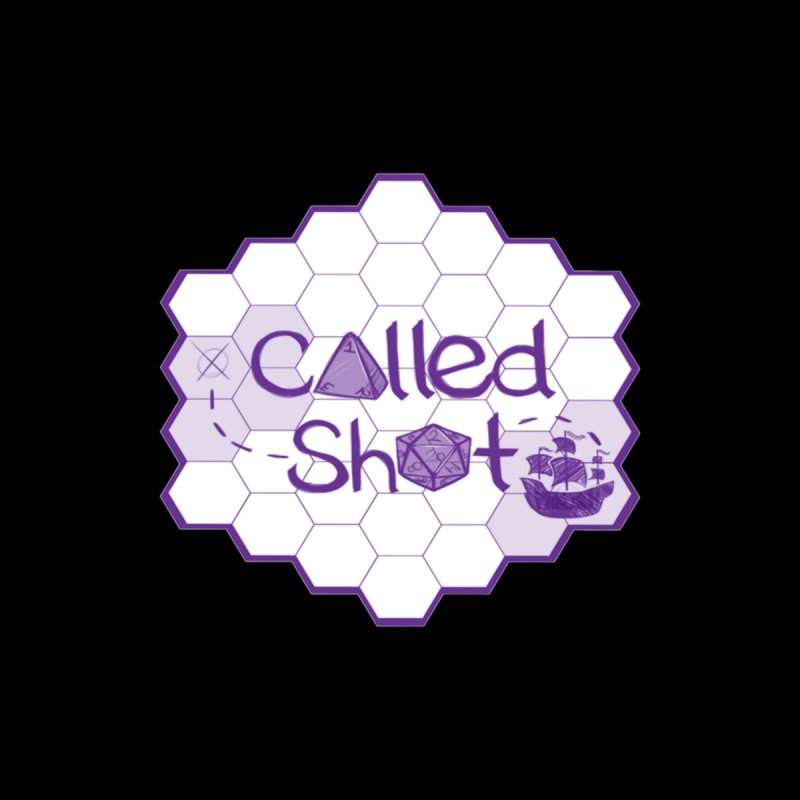Called Shot Logo Men's T-Shirt by The Called Shot Podcast's Shop