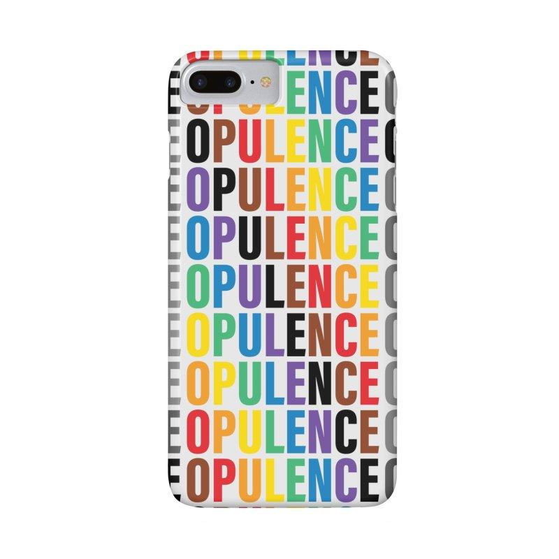 OPULENCE in iPhone 8 Plus Phone Case Slim by Jo Lee