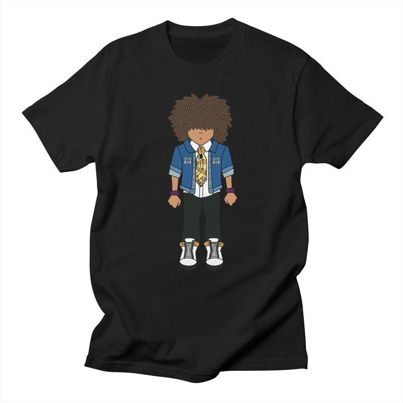 Jo-Chan in Men's Regular T-Shirt Black by Jo Lee
