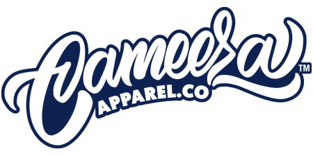 Logo for CAMEEZA APPAREL.CO