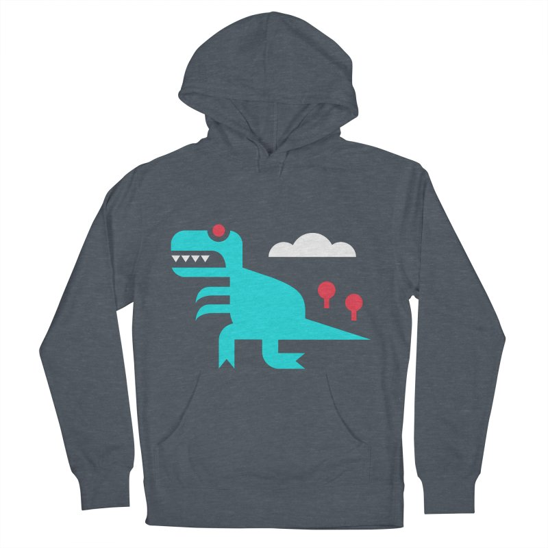 Tee-Rex Women's Pullover Hoody by Cam Hoff on Threadless