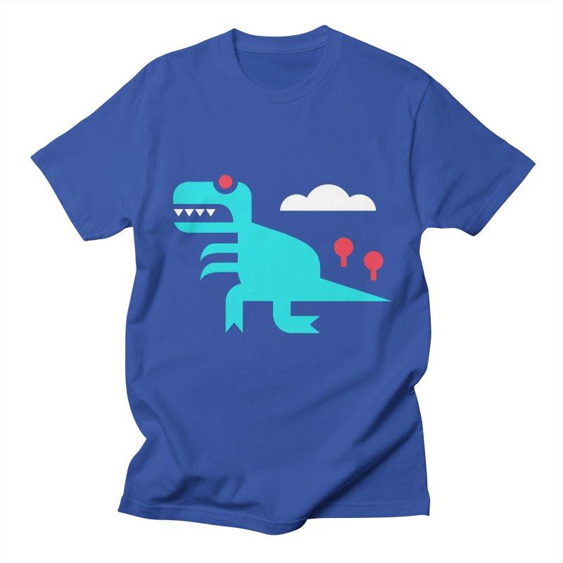 Tee-Rex Men's T-shirt by Cam Hoff on Threadless