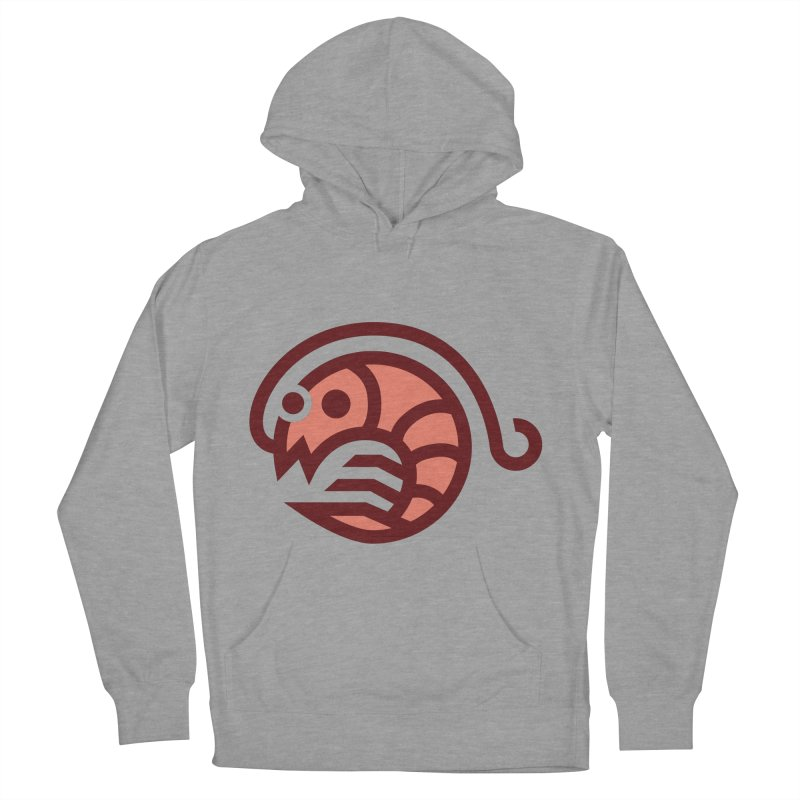 Shrimpy Shrimp Women's Pullover Hoody by Cam Hoff on Threadless