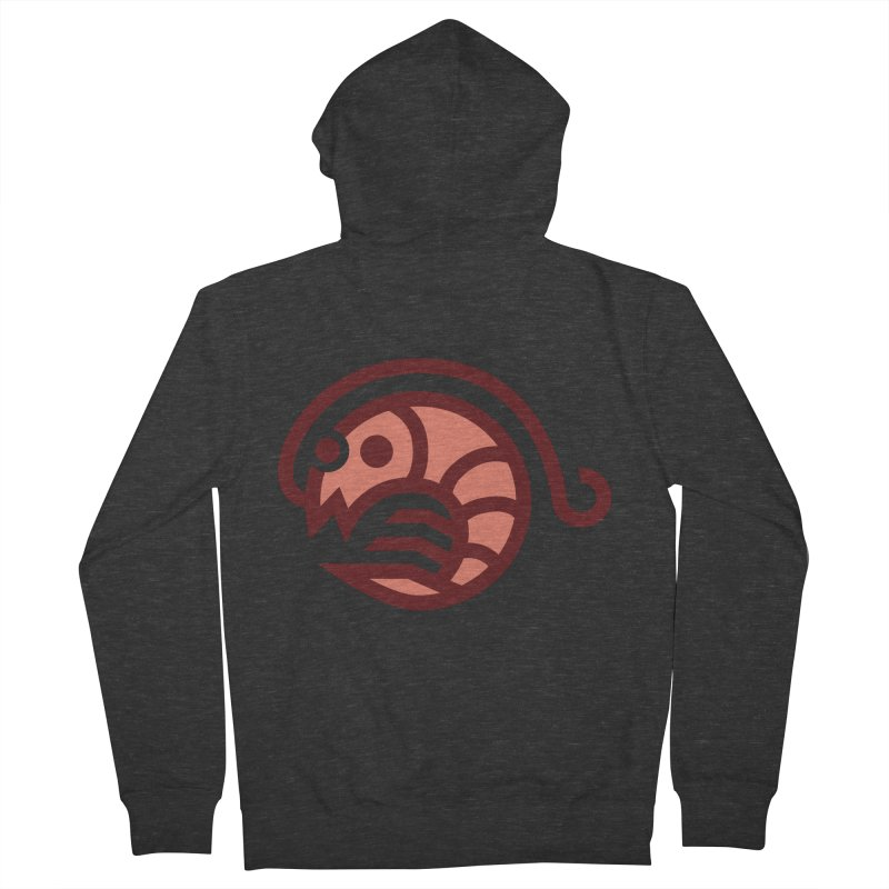 Shrimpy Shrimp Women's Zip-Up Hoody by Cam Hoff on Threadless