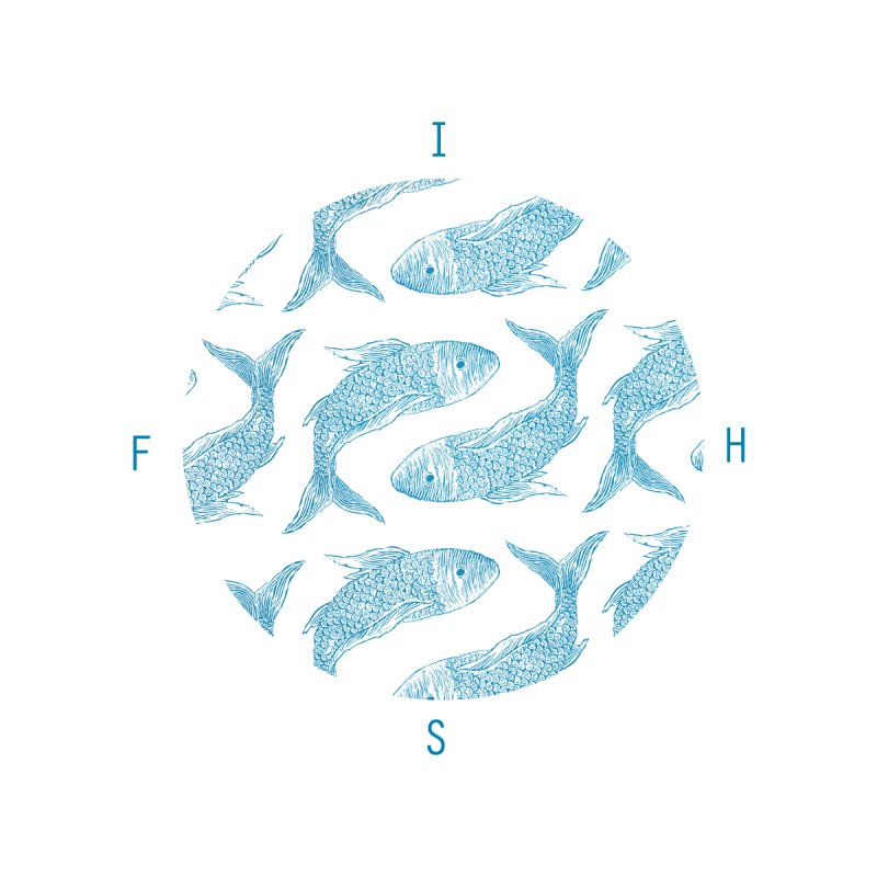 FISH None  by camilogarcia's Artist Shop