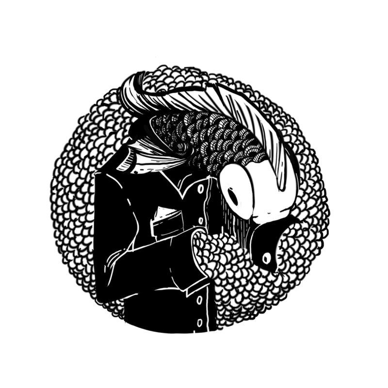 Fishman None  by camilogarcia's Artist Shop