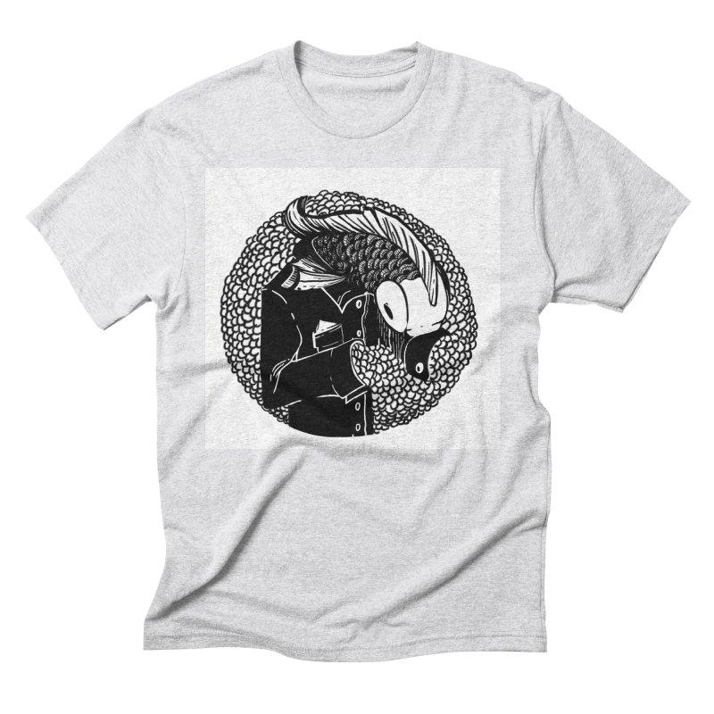 Fishman Men's Triblend T-Shirt by camilogarcia's Artist Shop