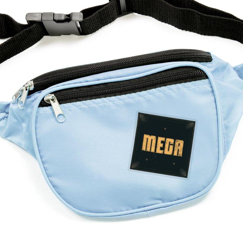 MEGA (Light) Accessories Sticker by Campfire Media