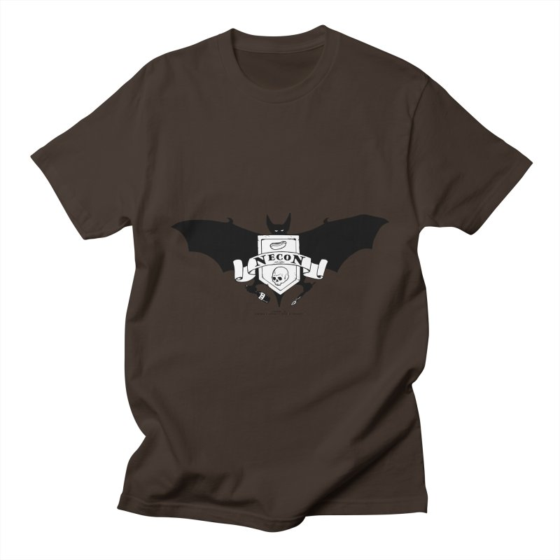 Official Camp Necon Logo (Various Colors) Men's T-Shirt by The Official Camp Necon Store