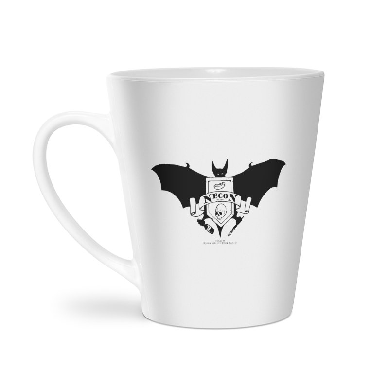 Official Camp Necon Logo (Various Colors) Accessories Mug by The Official Camp Necon Store