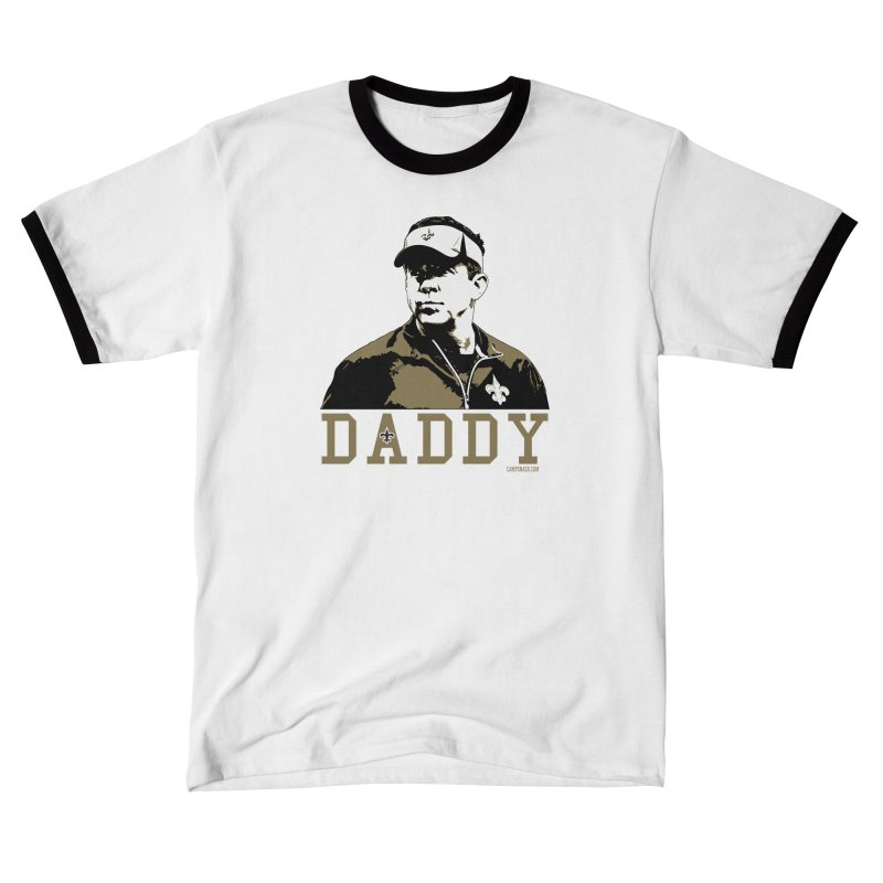 One Daddy of a Saint Women's T-Shirt by campsnash of New Orleans