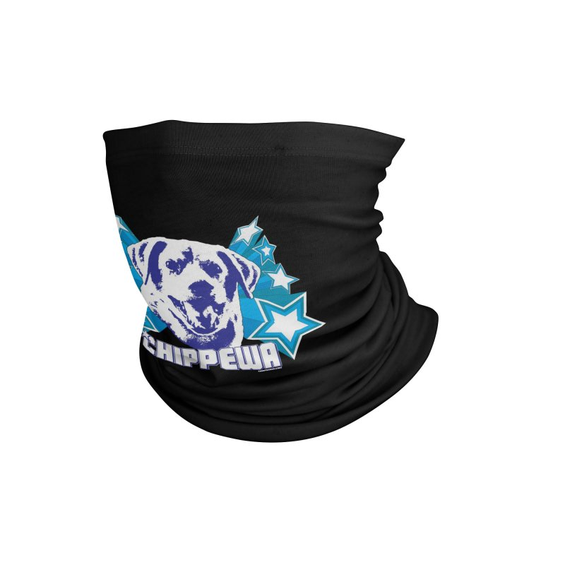 Chippewa in Blue! Accessories Neck Gaiter by campsnash of New Orleans