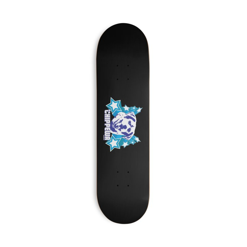 Chippewa in Blue! Accessories Skateboard by campsnash of New Orleans