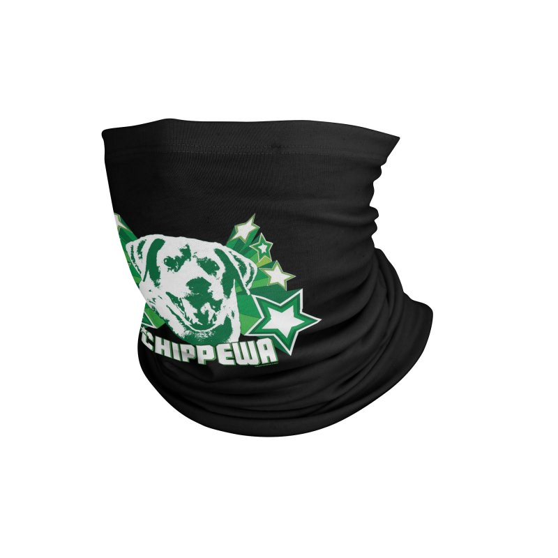 Chippewa in Green! Accessories Neck Gaiter by campsnash of New Orleans