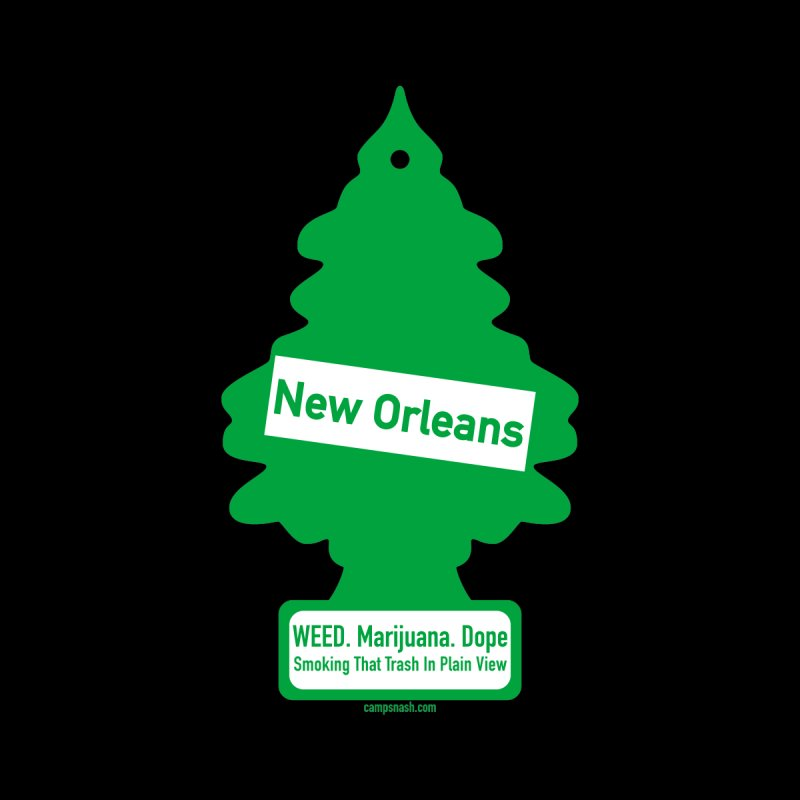 The Scents of New Orleans: WEED Women's Scoop Neck by campsnash of New Orleans
