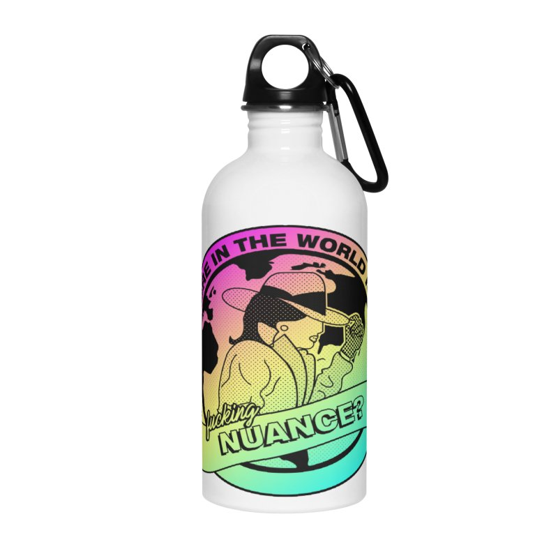 Where is the Nuance II Accessories Water Bottle by lil merch