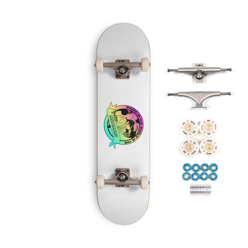 Where is the Nuance II Accessories Complete - Premium Skateboard by lil merch