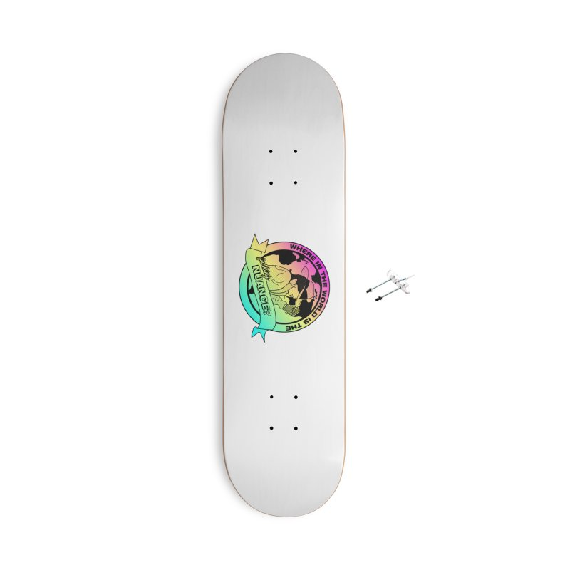 Where is the Nuance II Accessories With Hanging Hardware Skateboard by lil merch