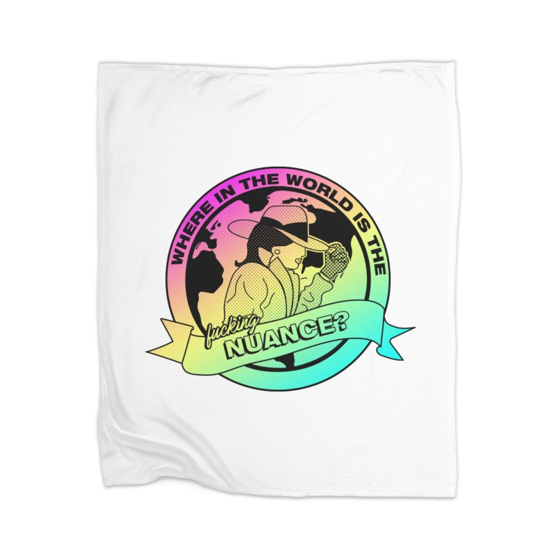 Where is the Nuance II Home Blanket by lil merch