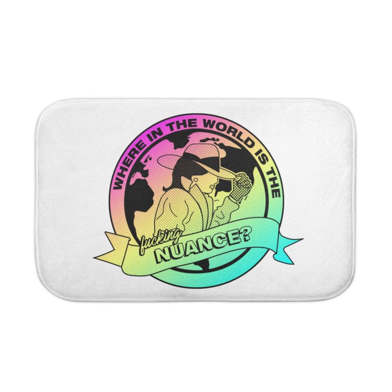 Where is the Nuance II Home Bath Mat by lil merch