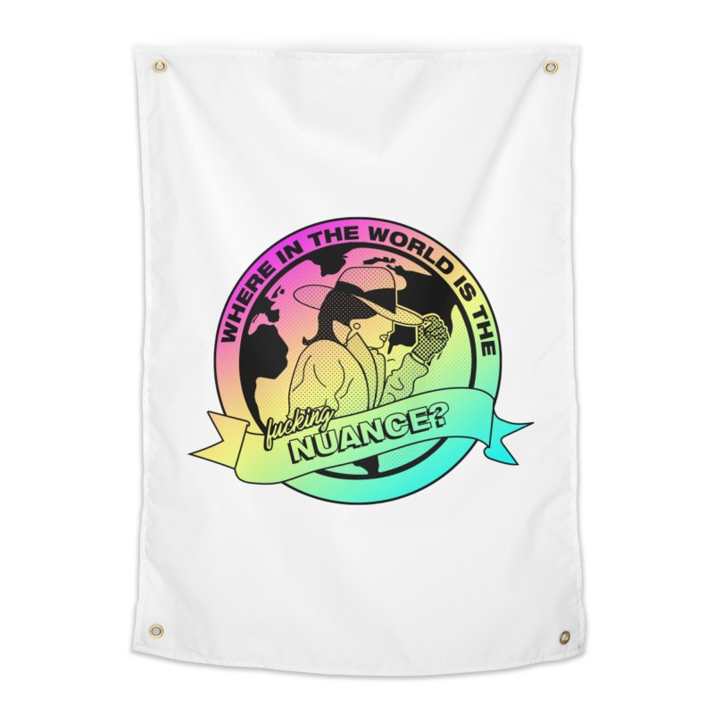 Where is the Nuance II Home Tapestry by lil merch