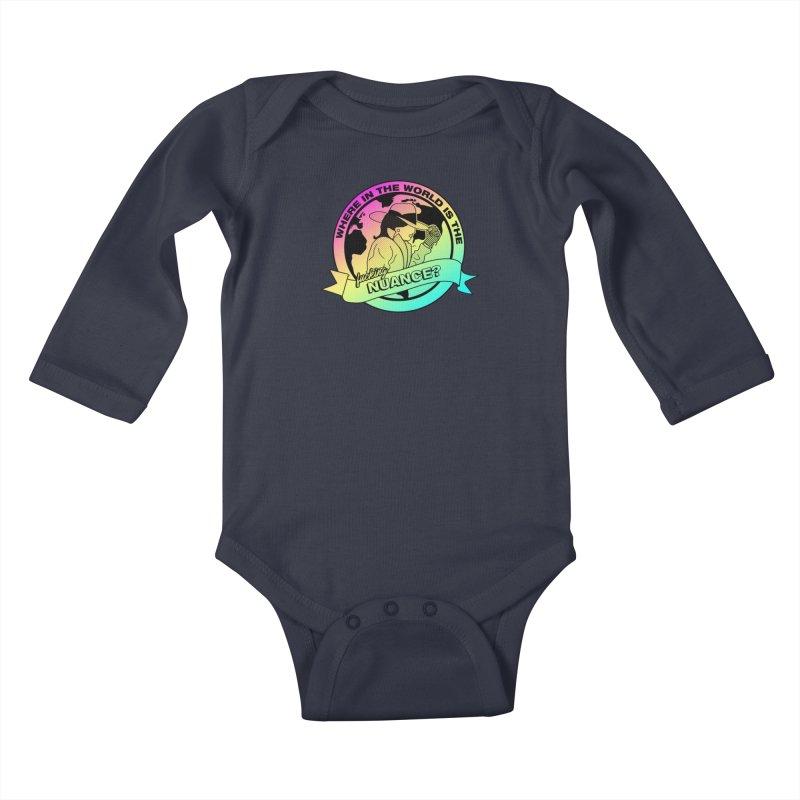 Where is the Nuance II Kids Baby Longsleeve Bodysuit by lil merch