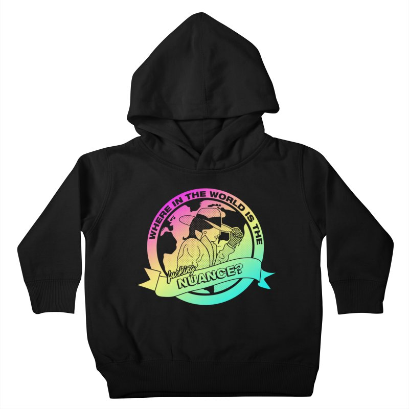 Where is the Nuance II Kids Toddler Pullover Hoody by lil merch