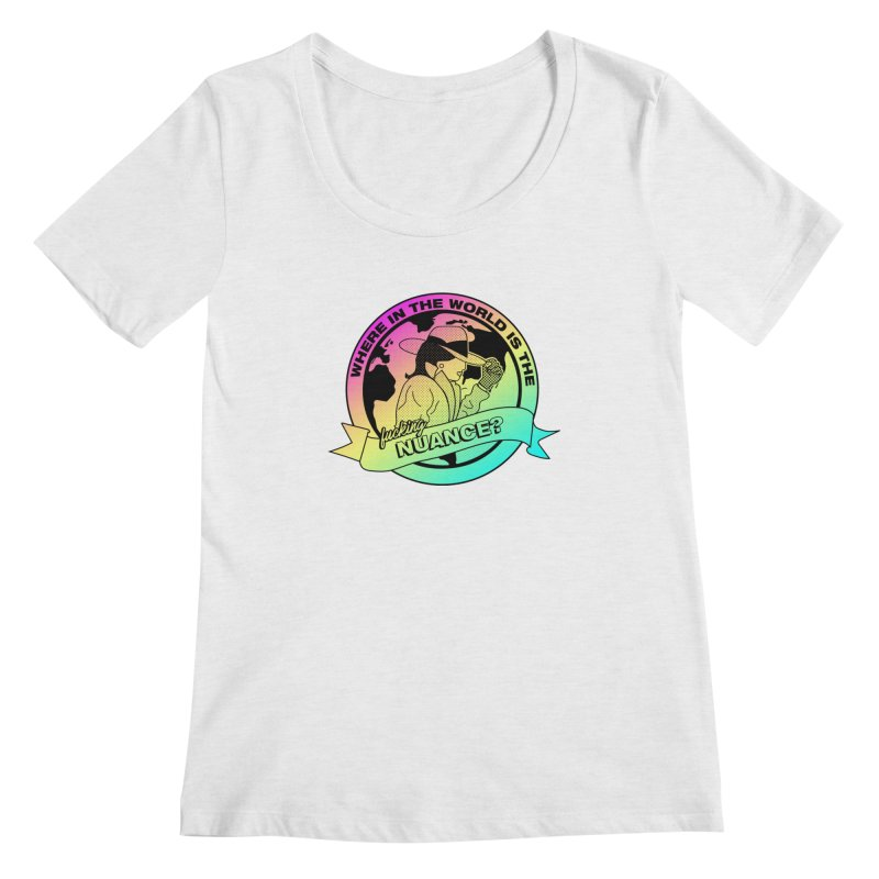 Where is the Nuance II Women's Regular Scoop Neck by lil merch