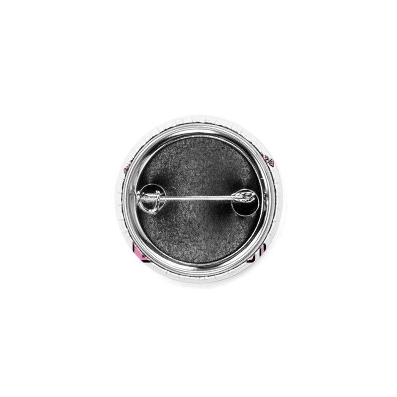 No Gender Delorean (Pink) Accessories Button by lil merch
