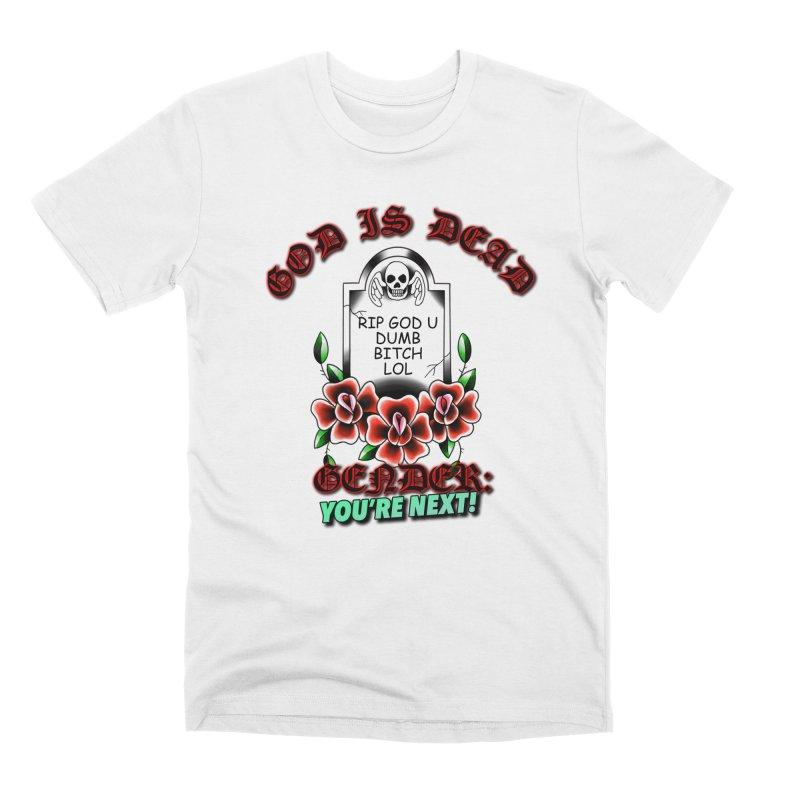 Gender You're Next! (Color) Men's T-Shirt by lil merch