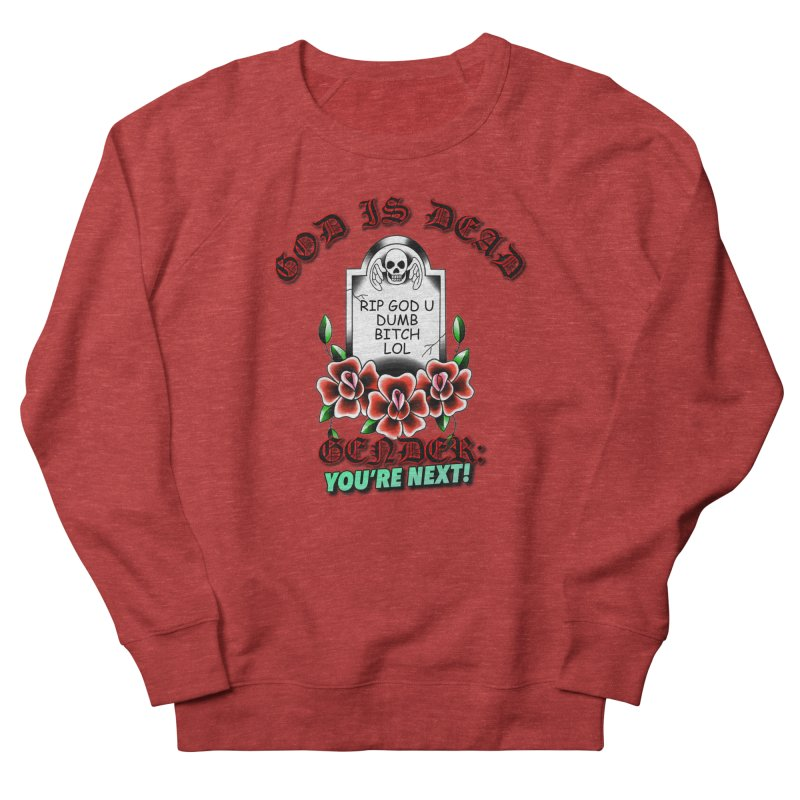 Gender You're Next! (Color) Men's Sweatshirt by lil merch