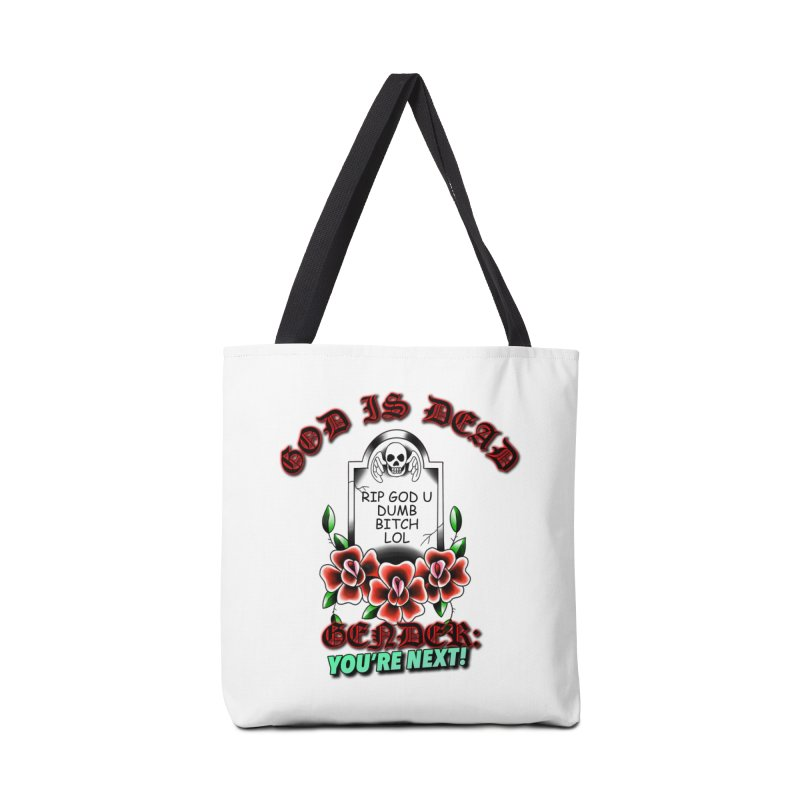 Gender You're Next! (Color) Accessories Bag by lil merch