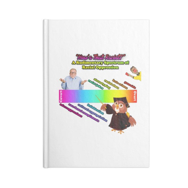 Spectrum Accessories Notebook by lil merch
