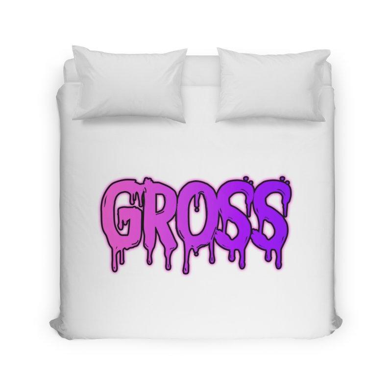 GROSS #2 Home Duvet by lil merch