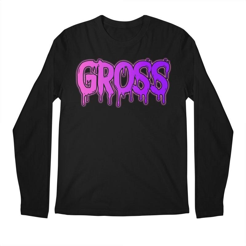 GROSS #2 Men's Longsleeve T-Shirt by lil merch