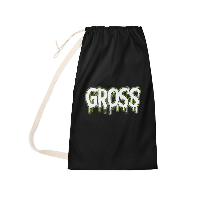 GROSS #3 Accessories Laundry Bag Bag by lil merch