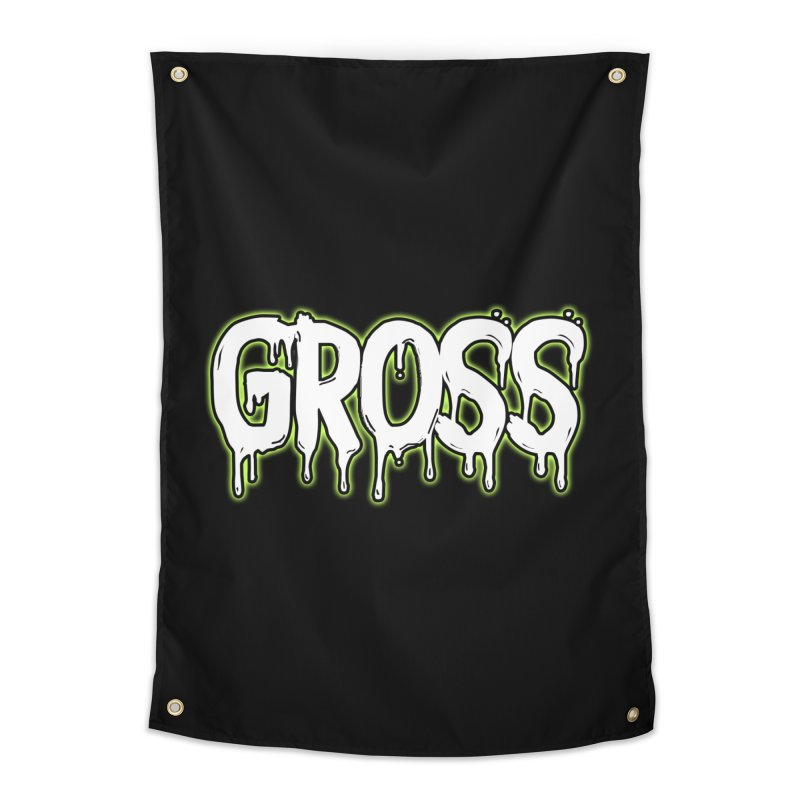 GROSS #3 Home Tapestry by lil merch