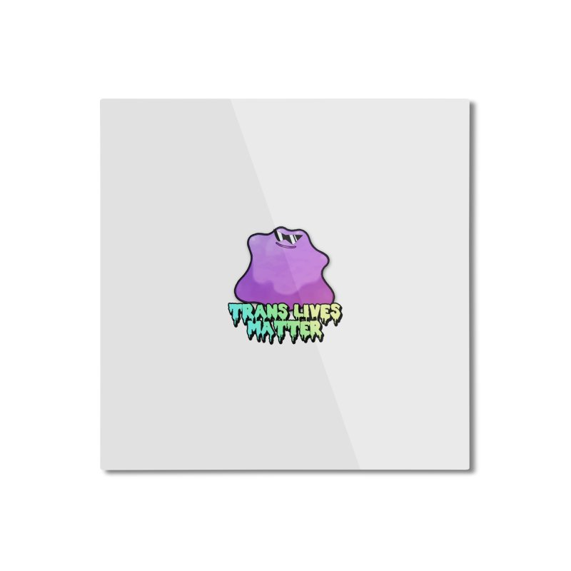 TLM #2 (DITTO) Home Mounted Aluminum Print by lil merch