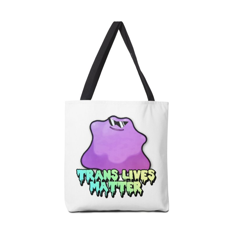 TLM #2 (DITTO) Accessories Tote Bag Bag by lil merch