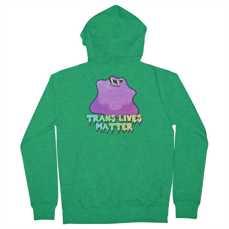 TLM #2 (DITTO) Men's Zip-Up Hoody by lil merch