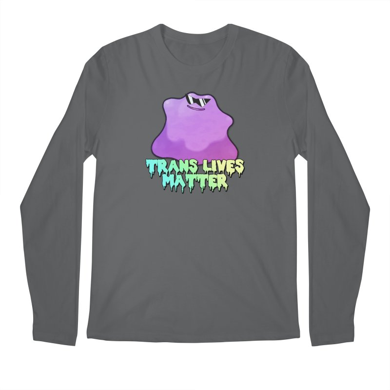 TLM #2 (DITTO) Men's Longsleeve T-Shirt by lil merch