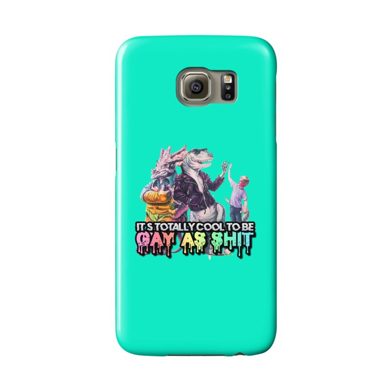 GAY-OK Accessories Phone Case by lil merch