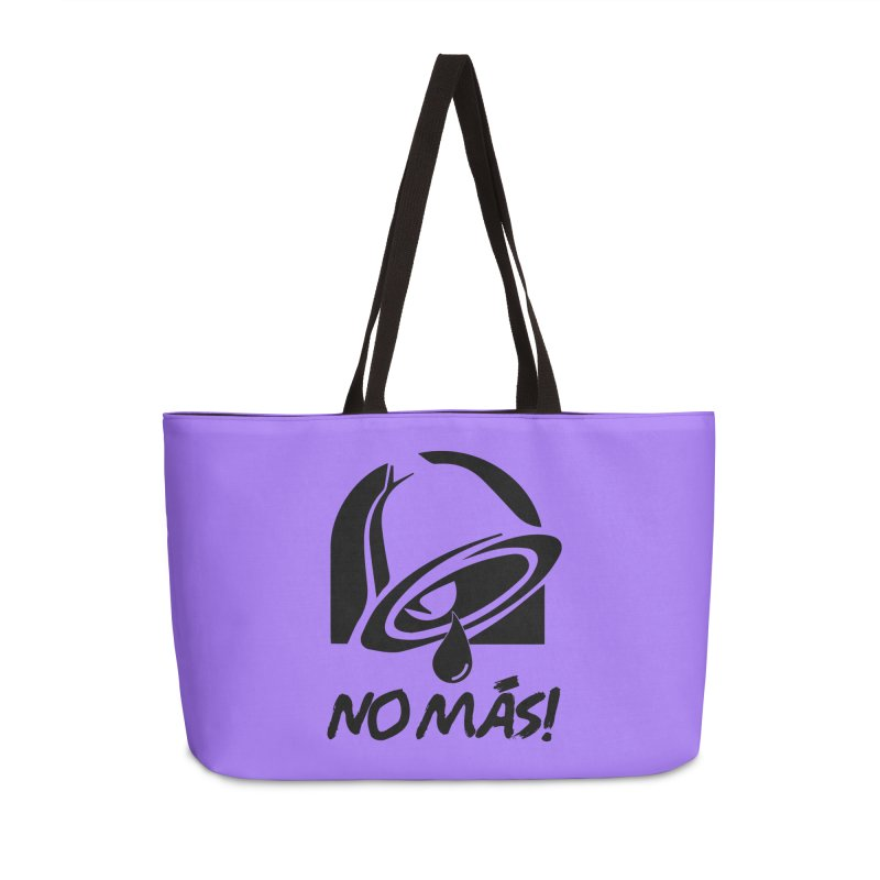 TACO HELL Accessories Weekender Bag Bag by lil merch