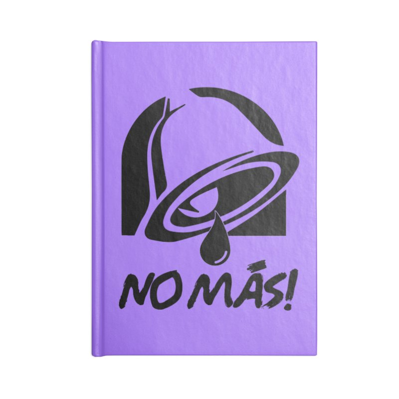TACO HELL Accessories Notebook by lil merch