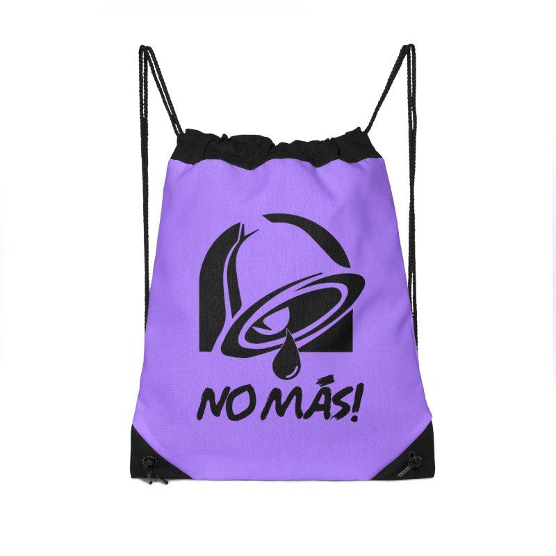 TACO HELL Accessories Drawstring Bag Bag by lil merch