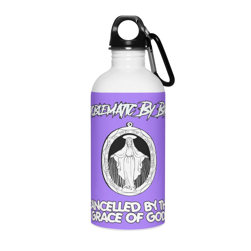 CANCELLED #1 Accessories Water Bottle by lil merch