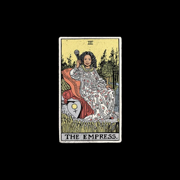 Design for The Empress